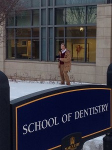 Marquette School of Dentistry in Milwaukee