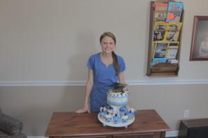 Clayton State Graduate in Dental Hygiene