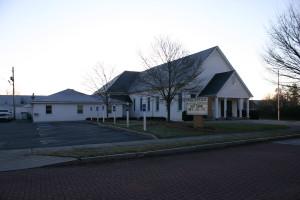 Milstead Baptist Church